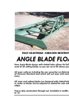 Angle Blade Float - Brochure