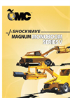 MAGNUM - Model Series V - Shock Wave Mono Boom Brochure