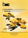 Model SERIES V - Shock Wave Sprint Drives Brochure