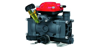 Annovi Reverberi - Model AR252-SP/SGC 650 - RPM Semi-hydraulic Two Diaphragm Alternating Volumetric Pump