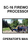 Model SC-16 - Firewood Processor Brochure