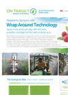 Model 50 Gallon - Single Row ATV Raspberry Sprayer Brochure