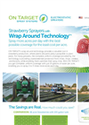 Model 100 Gallon - Five Row Strawberry Sprayer Brochure