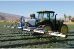 Model 100 Gallon - Seven Row Strawberry Sprayer