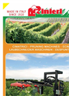 Model CRV - Trimming Machine Brochure