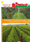 Model CRF - High Density Spindle Orchard Pruner Brochure