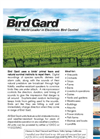 Bird Gard Brochure