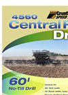 4560 60 - Central Fill No-Till Drill- Brochure