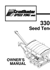 Model 160/240 - Seed Tenders - Bulk Seed Delivery System Brochure
