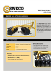 Sweco - Model 500-3P - Disc Harrow Brochure