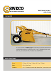 Model 480 - Trail Dozer- Brochure