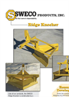 Ridge Knocker- Brochure