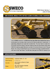 Sweco - Model 600 - Disc Harrow Brochure