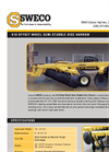 Sweco - Model 610 - Wheel Semi Stubble Disc Harrow Brochure