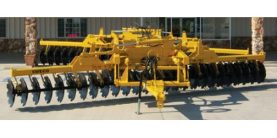 SWECO - Model 610-W - Wheel Semi Stubble Wing Disc Harrow