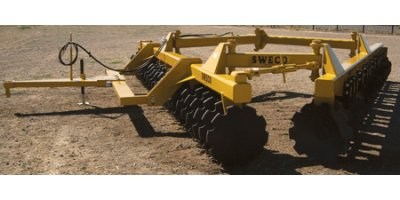 SWECO - Model 700  - Offset Stubble Disc Harrow