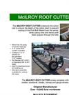 McIlroy - Root Cutter Datasheet