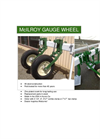 McIlroy - Gauge Wheels Datasheet