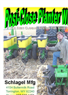 Posi - Close Planter Wheels - Brochure