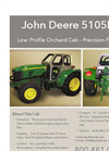 John Deere 5105ML Low Profile Orchard Cab Brochure