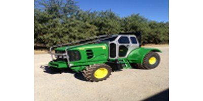 John Deere - Model 6430 - Low Profile Orchard Cab
