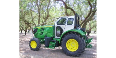 John Deere - Model 6125M - Low Profile Orchard Cab