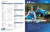 Compact Tractors XJ Series- Brochure