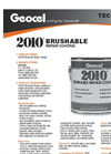 2010 - Brushable Repair Coating Datasheet