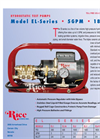 Rice Hydro EL-Series Hydrostatic Test Pump Product Brochure