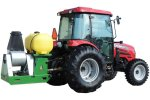3-Point PTO Driven Mist Sprayers