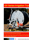 Model GX 560 Series - Irrigation Travelers Brochure