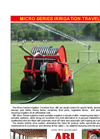 Model Micro 405 - 405/SS Series - Irrigation Travelers Brochure
