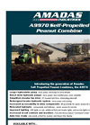 Self Propelled Peanut Combine - Brochure