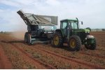 Amadas - Model 6 Row - Pull Type Peanut Combine