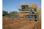 Self Propelled Peanut Combine
