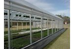 E-Z Roll-Up Greenhouse Curtain