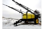 Model 1250 Gallon - Big John Field Boss Pull Type Sprayers