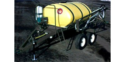 Model 500/750/1000/1600 - Field Boss Sprayers