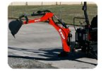 Model BH660 - Backhoe