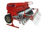 Model SM-R - Mechanical Seed Drill