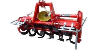 Breviglieri - Model B 40 F  - Fixed Rotary Tiller