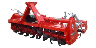 Breviglieri - Model B 123 - Fixed Rotary Tiller