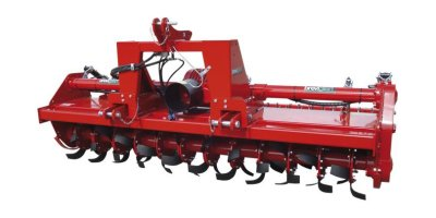 Breviglieri - Model B 250 V - Fixed Rotary Tiller