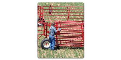Diamond W Corrals - Portable Corral