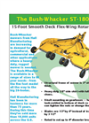 ST-180 Elite 15 - Foot Heavy Duty Rotary Mower Brochure