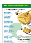 6010 - Heavy Duty 5-Foot Rotary Mower Brochure
