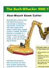 Model RME-17 - Boom-Mount Rotary Cutter Brochure
