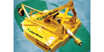 Model SSM-72 - Brush Cutter Skid Steer Attachment