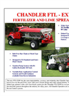 Model FTL-EXW - Fertilizer/Lime Spreader Brochure