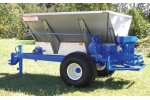 Model 9-PT-FT - Fertilizer and Lime Spreader